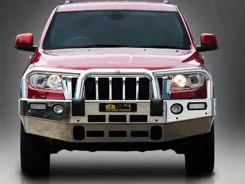 Jeep Grand Cherokee 2011 Big Tube Bar Bull Bar Youtube
