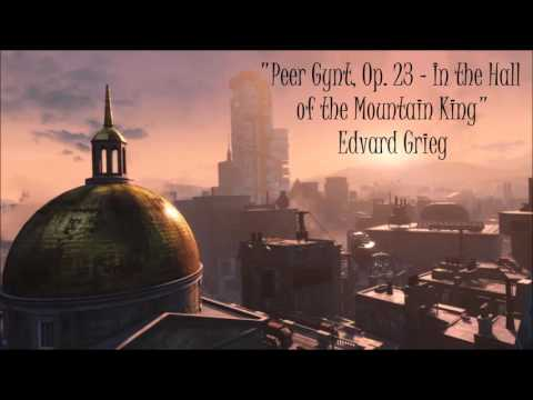 Fallout 4: Classical Radio - Peer Gynt, Op. 23 - In the Hall of the Mountain King - Edvard Grieg