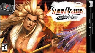 Longplay of Samurai Warriors: State of War