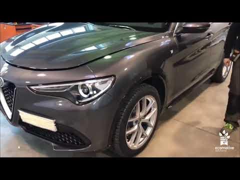 Download Conversione a #metano dell'Alfa Romeo Stelvio Q4 di Ecomotive Solutions