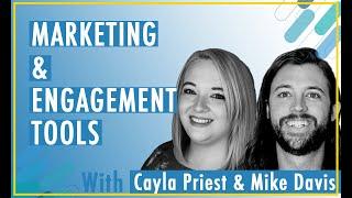 CINC Live Webinar: Marketing and Engagement Tools   April 21, 2020