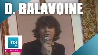 """Daniel Balavoine """"Le français est une langue qui résonne"""" (live officiel) - Archive INA"""