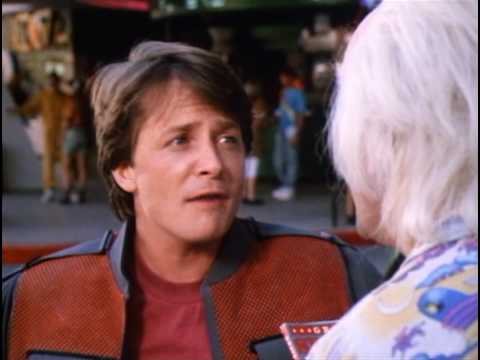 Back to the Future Part II (1989): Trailer HQ