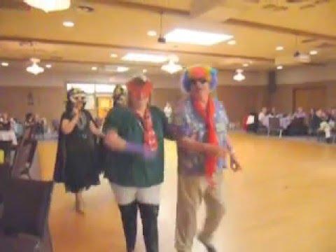 Mardi Gras Night at Chicopee Elks 04/30/16