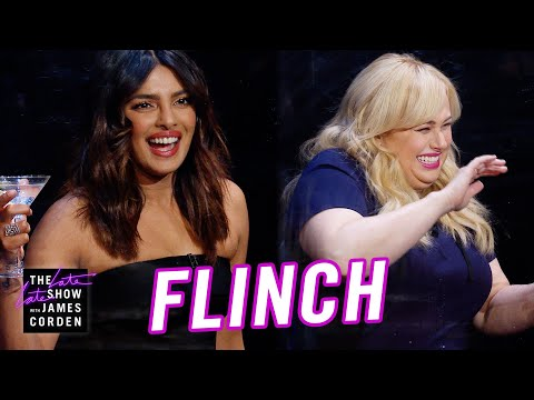 Flinch w Priyanka Chopra Jonas & Rebel Wilson