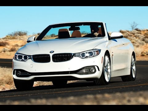 2016 BMW 4 Series Convertible Start Up and Review 2.0 L Turbo 4-Cylinder
