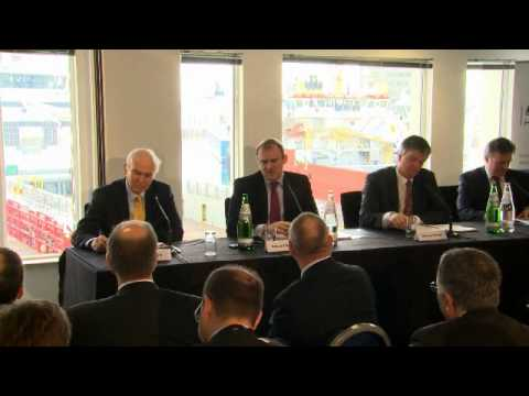 Question and Answer Session at UK Government's Industrial Strategy Launch