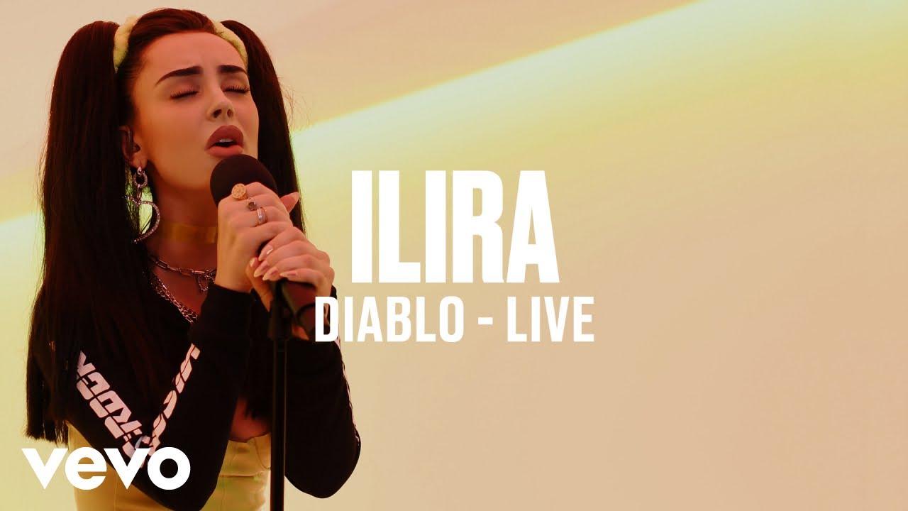 ILIRA — Diablo (Live) — Vevo DSCVR