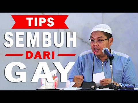 Video Singkat: Tips Sembuh Dari Gay