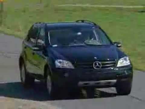 2006 Mercedes Benz ML350 Test Drive - WheelsTV