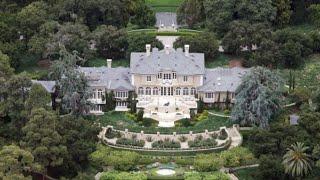 10 Grootste Huizen van Beroemdheden!