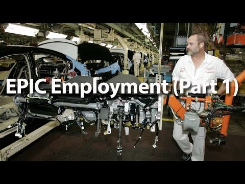 EPIC Employment (Part 1) - Autoline This Week 2033