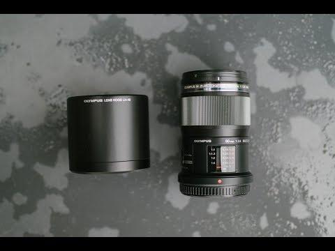 Olympus M. Zuiko Digital ED 60mm f2.8 Macro - Red35 Review