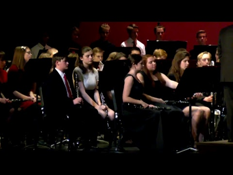 Band and Orchestra Winter Concert 2017