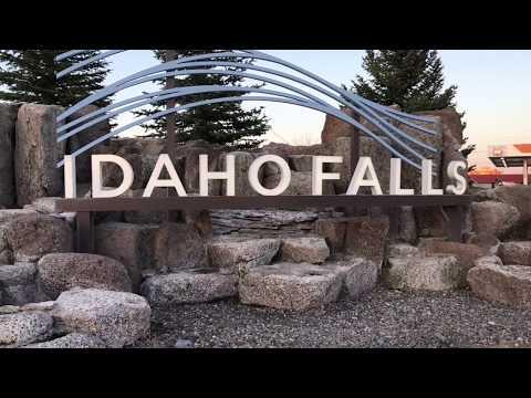 Visiting - Idaho Falls, Idaho (April 2017)