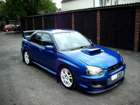 Modified Subaru Sti Wrx >> My Slightly Modified Subaru Impreza WRX STi walk-around - YouTube