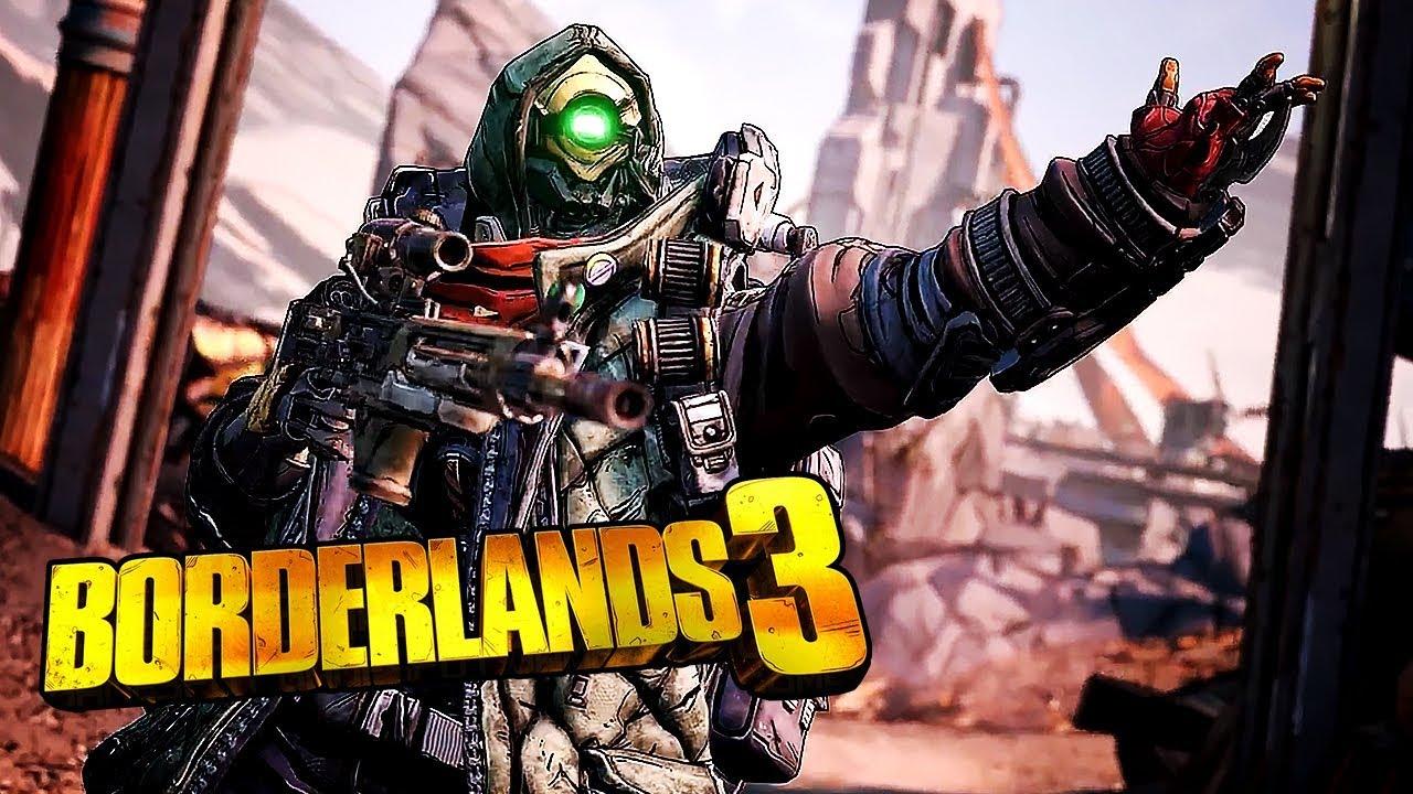 Borderlands 3 - Official FL4K Character Trailer: 'The Hunt'