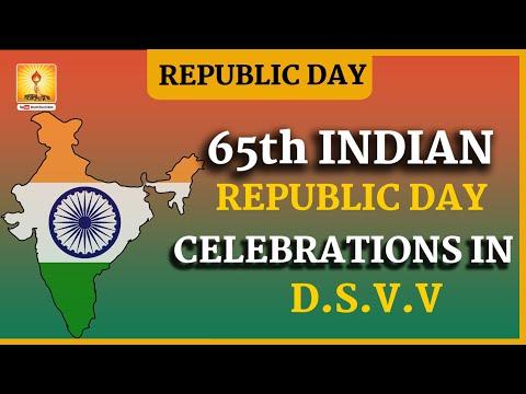 65th Indian Republic Day Celebration @ 26th January 2014 | DSVV Shantikunj Haridwar