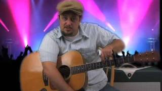 Learn Easy Beginner Acoustic Guitar Songs Lesson - How to play Howie Day Collide