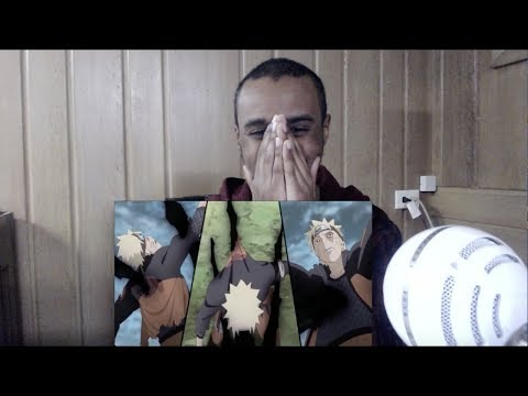 Uzumaki Naruto vs Uchiha Sasuke Final Fight Epic Reaction!