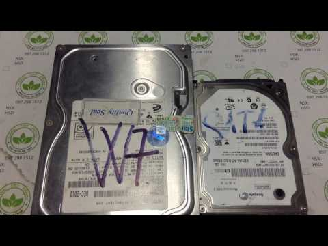 Cách Phân Biệt ổ Cứng Laptop Và ổ Cứng Máy Vi Tính Bàn
