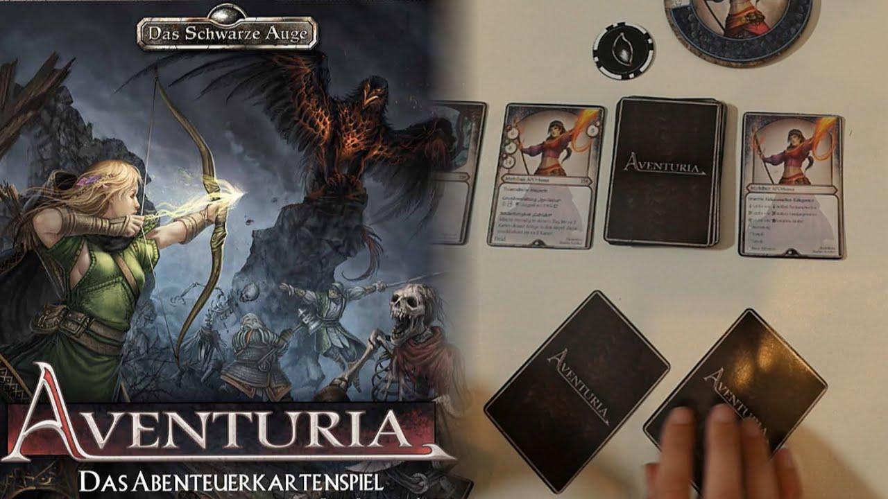 Das Schwarze Auge: Aventuria im Let's Play (Duellmodus)