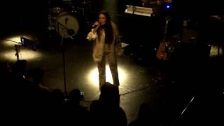 Maggie Rogers - Dog Years @ Paradiso Amstedam 2/3/17