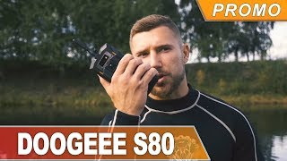 DOOGEE S80 IP68 10080mAh 4G Rugged Smartphone