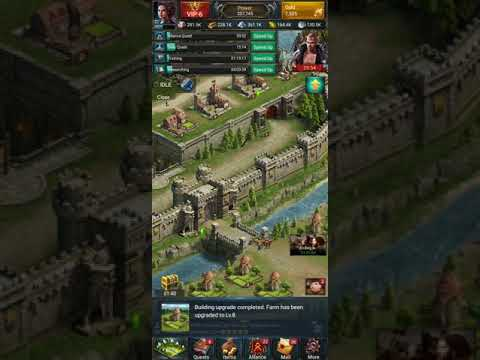 Game of Kings: The Blood Throne gameplay