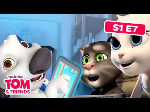 Talking Tom and Friends - Ben's High Score (Season 1 Episode 7)
