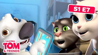 Talking Tom and Friends ep.7 - Ben