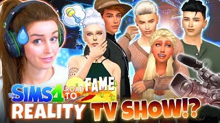 ✨REALITY TV SHOW *SPECIAL*✨ (The Sims 4 ROAD TO FAME #12!🤩)