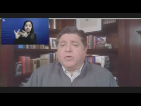 FULL VIDEO: Pritzker gives update on COVID-19 in Illinois