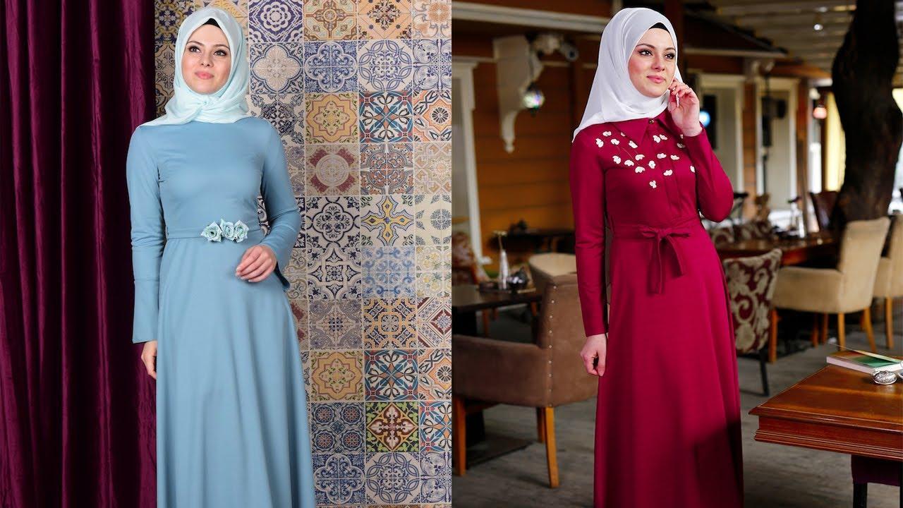 93231a46c76bb Sefamerve - Ramazana Özel Ürünler - Tesettür Elbise Modelleri - YouTube