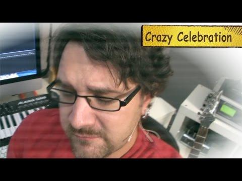 Crazy Celebration - 40,000 Subs