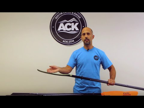 ACK Product Focus: Bending Branches Angler Scout And Angler Ace Paddles