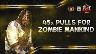 45x Pulls for Zombie Mankind Loot / WWE Champions 🍀 screenshot 5