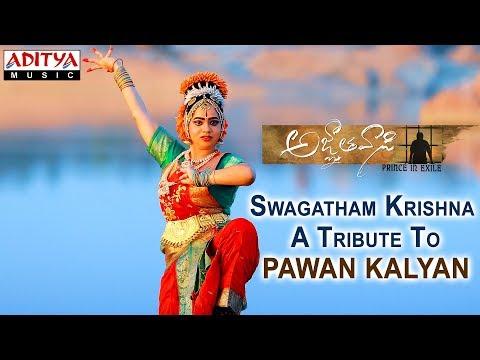 Swagatham Krishna | A Tribute To Pawan...