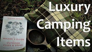 Bushcraft Kit | 3 Luxury Wild Camping Items | VR to Rhialobran