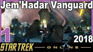Let's Play Star Trek Online (Dominion Faction Jem'Hadar Vanguard) - [1] Intro and Tutorial