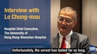 Hospital chief hopes for a medical sector free from politics