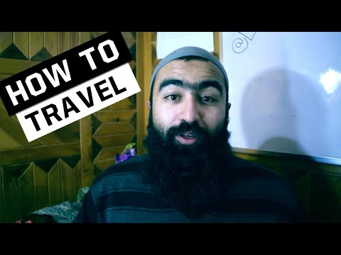 HOW TO TRAVEL FREQUENTLY | Easy Guide in URDU