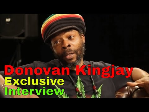 Donovan Kingjay Exclusive Interview @ YouTube Studios