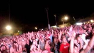 "LEFTFIELD ""Space Shanty"" Live in Benicassim 2010, FIB festival"