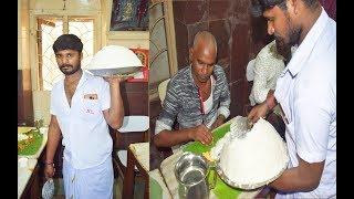 67 வருட Andhra Meals - National Lodge Andhra Mess @ sowcarpet - MSF