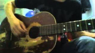 Không Cảm Xúc - guitar Trinh Luan