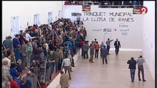 Final Raspall Individual-La Llosa de Ranes 29/10/2012.