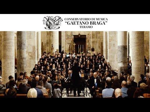 Conservatorio Braga Teramo - W. A. Mozart, Requiem [CONCERTO RESURREZIONE 2019]