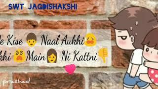 Life Plan  Kaur B WhatsApp Status || New Latest Punjabi Song Video