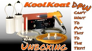 Upgrade! New Kool Koat 2.0 DPW from Columbia Coatings Unboxing!